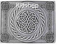 Celtic Knot, Buckle