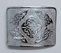 Buckle,  Celtic knot