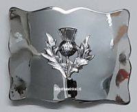 Buckle, Thistle, Accolade