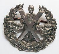 WW2 Liverpool Scottish Cap Badge