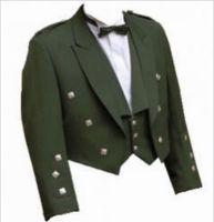 Prince Charlie Jacket (incl. vest / gilet en knopen)