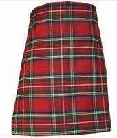 Royal Stuart kilt