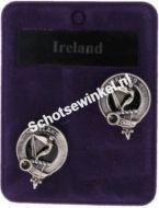 Ireland, manchetknopen