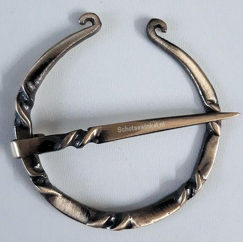 Scarf Ring / Broach
