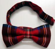 Bow tie, Steward Royal Tartan